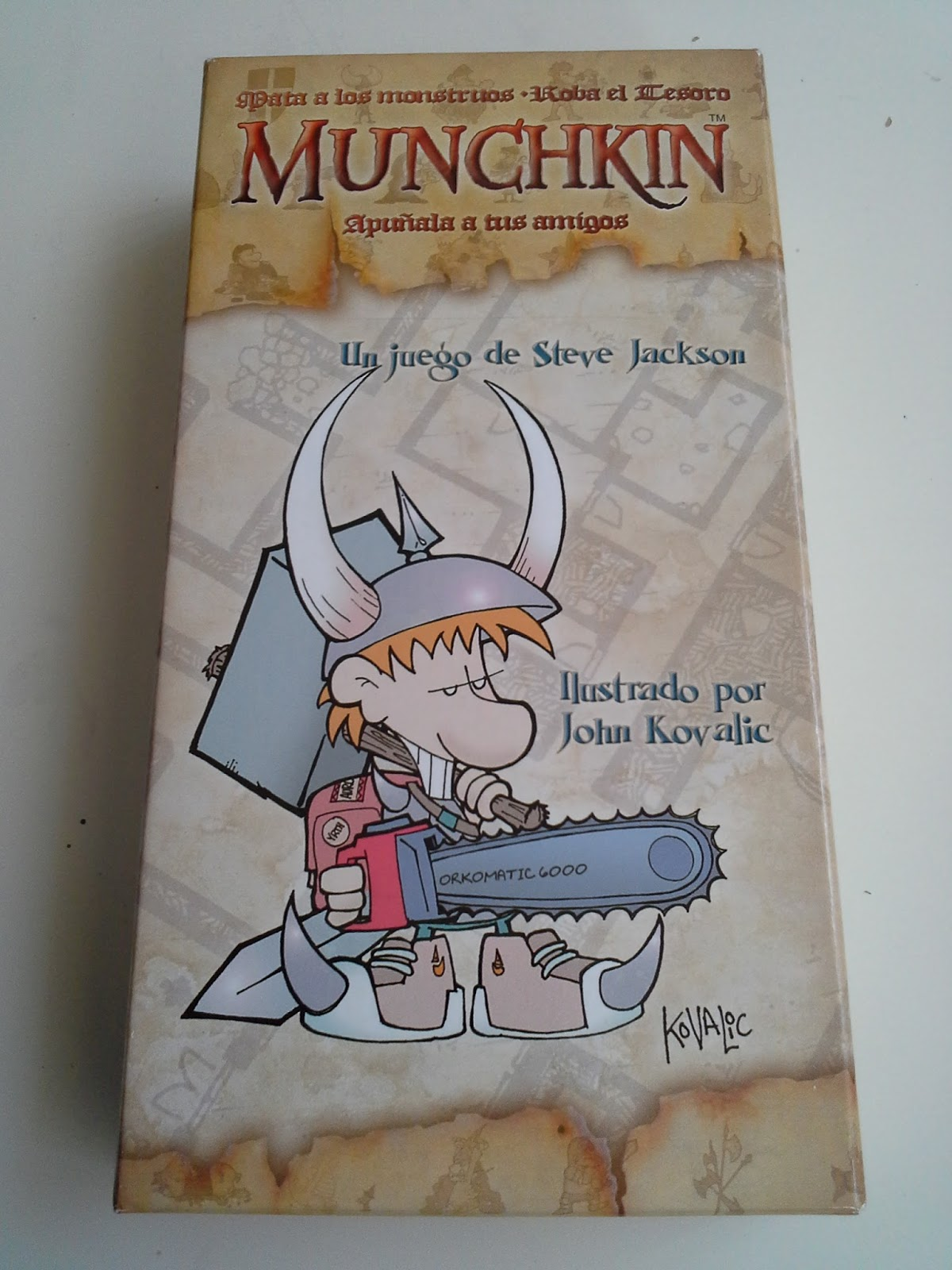 Famous Munchkin Manual Adornment - Wiring Diagram Ideas - guapodugh.com