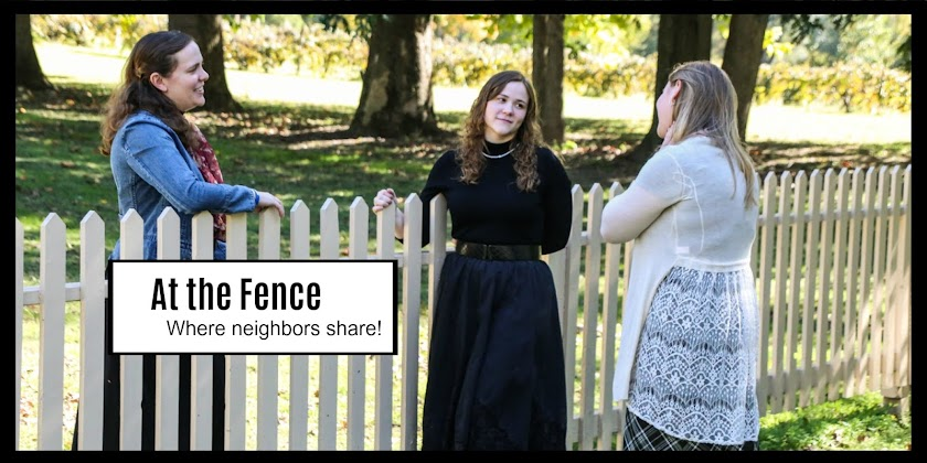 At the Fence