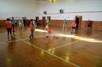 (ФОТО) Турнир по мини футболу