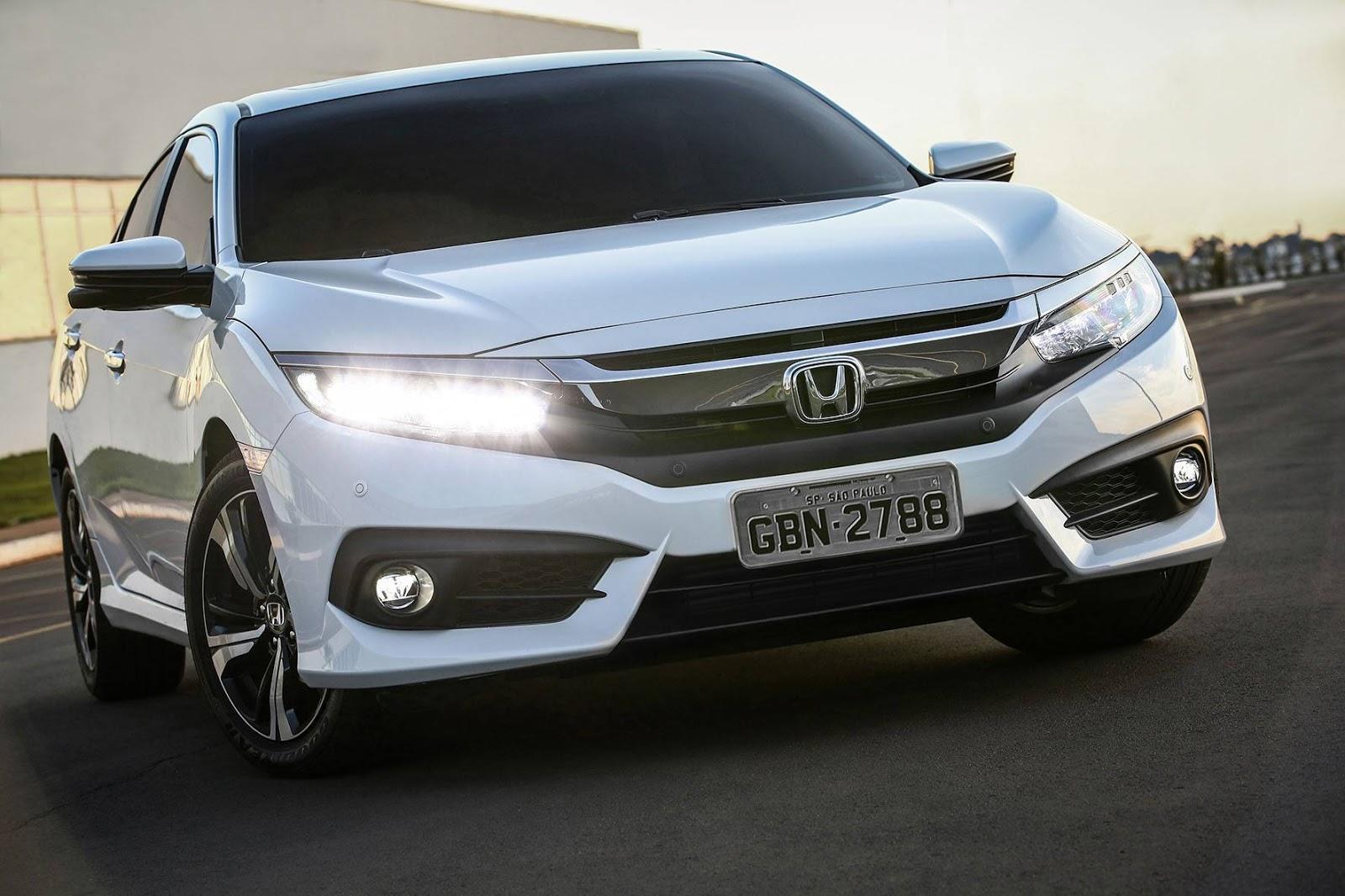 Novo Honda Civic 2017 | 2017 - 2018 Best Cars Reviews