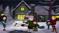 Here is a #Christmas #PointAndClick adventure by #CarmelGames and #MouseCity! #ChristmasGames