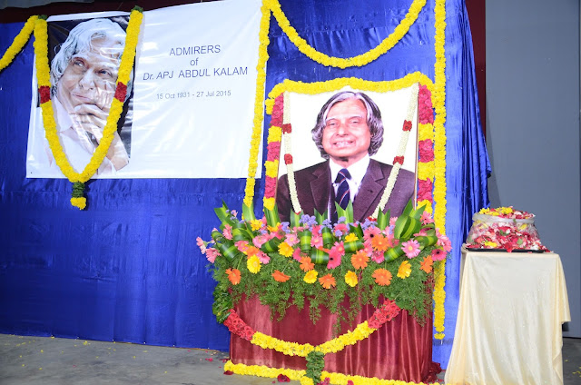 Programme to offer homage to Dr Abdul Kalam and to seed his vision towards Developed India 2020