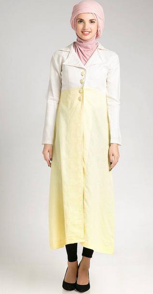 Gambar Model Baju Hamil Muslim Modern Masa Kini
