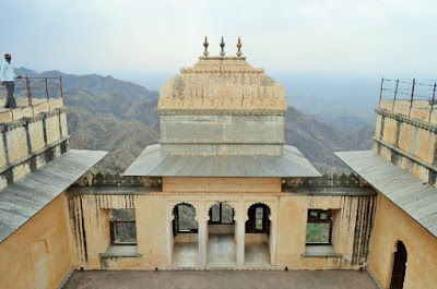 Badal-Mahal-Kumbhalgarh, heritageofindia, Indian Heritage, World Heritage Sites in India, Heritage of India, Heritage India
