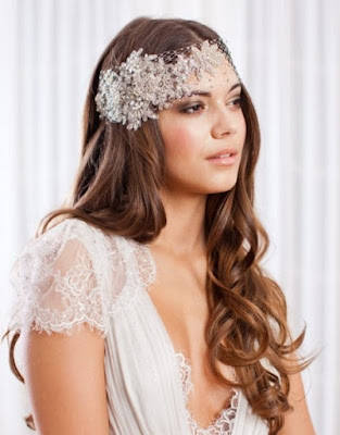 Latest Long Hair Wedding Hairstyle For Brides