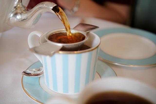 London Afternoon Tea