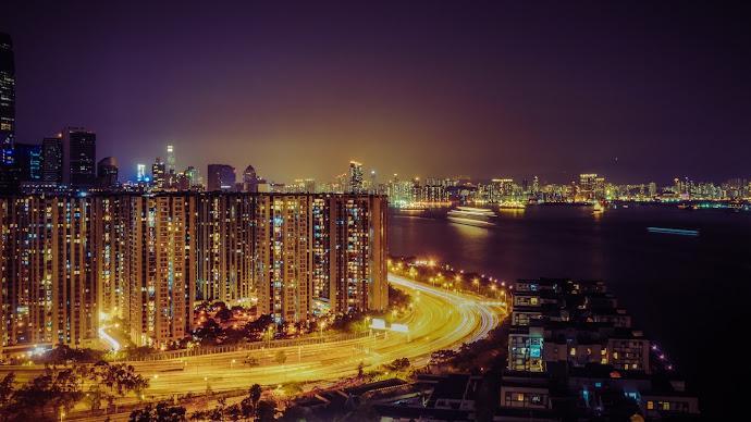 Wallpaper: Travel Hong Kong