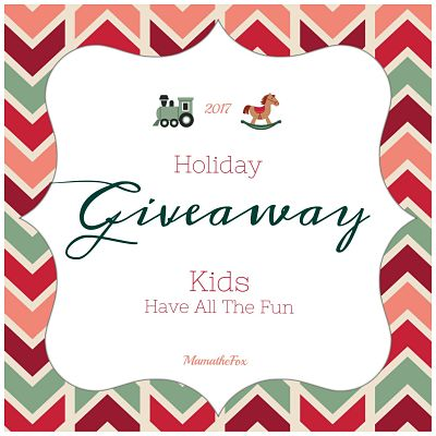 Holiday Kids Giveaway