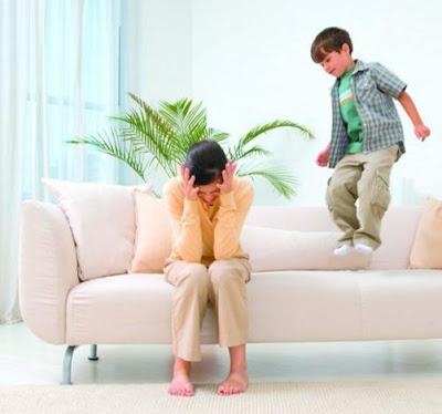 Cara Efektif Mendidik Anak Hiperaktif
