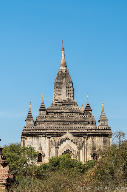 Shewgûgyi temple - Old Bagan - Myanmar - Birmanie