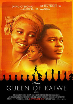 Queen Of Katwe 2016 Dual Audio BRRip 720p Hindi English