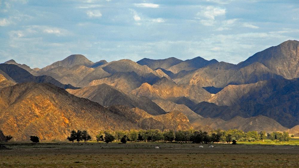 mongolia wilderness