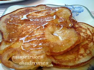 Pancakes - by https://syntages-faghtwn.blogspot.gr