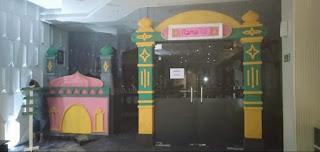 Dekorasi Ramadhan Jogja