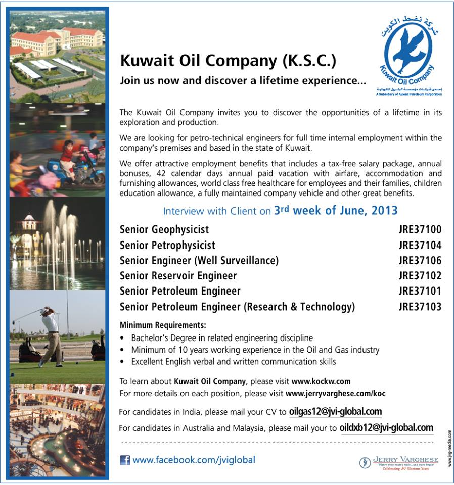 Oil Rig Onshore Job For Fresher In India - Bitterroot Public Library