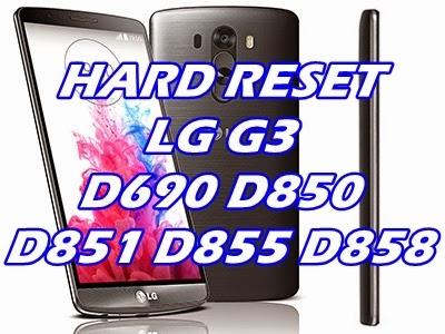 firmware lg d851
