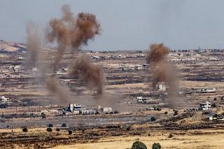 Jet Tempur Israel Serang Militer Suriah