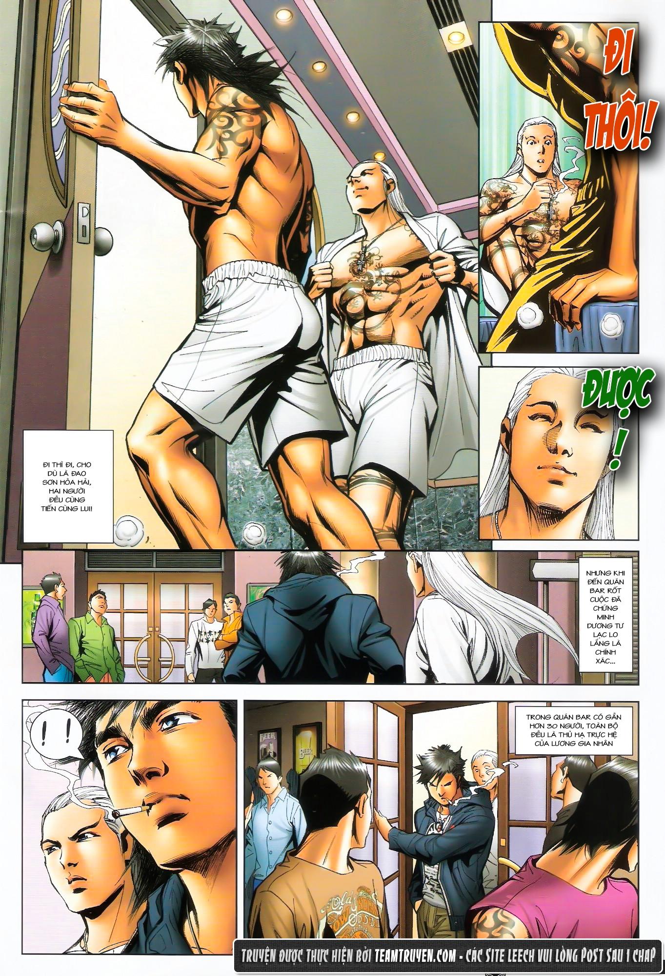 Người Trong Giang Hồ NetTruyen chap 1492 - Trang 20