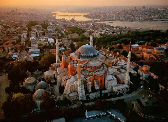 Santa Sofía de Constantinopla (s. VI)