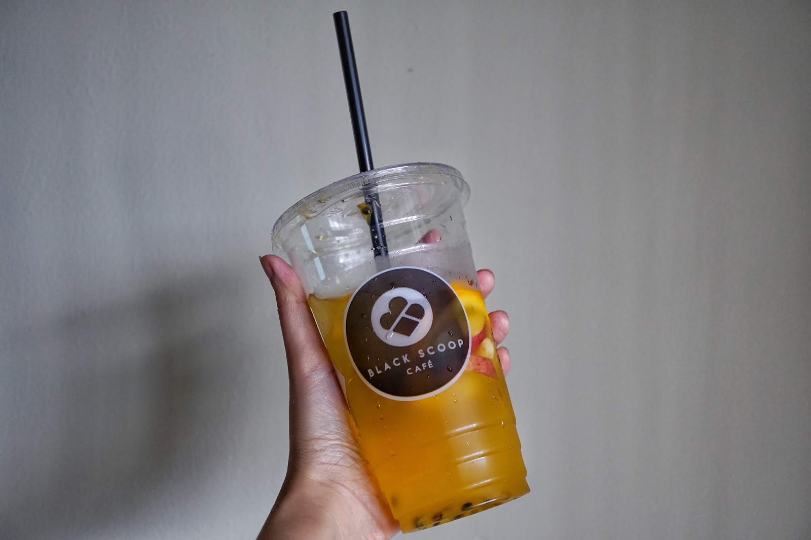 First Sip: Black Scoop Cafe - What Mary Loves