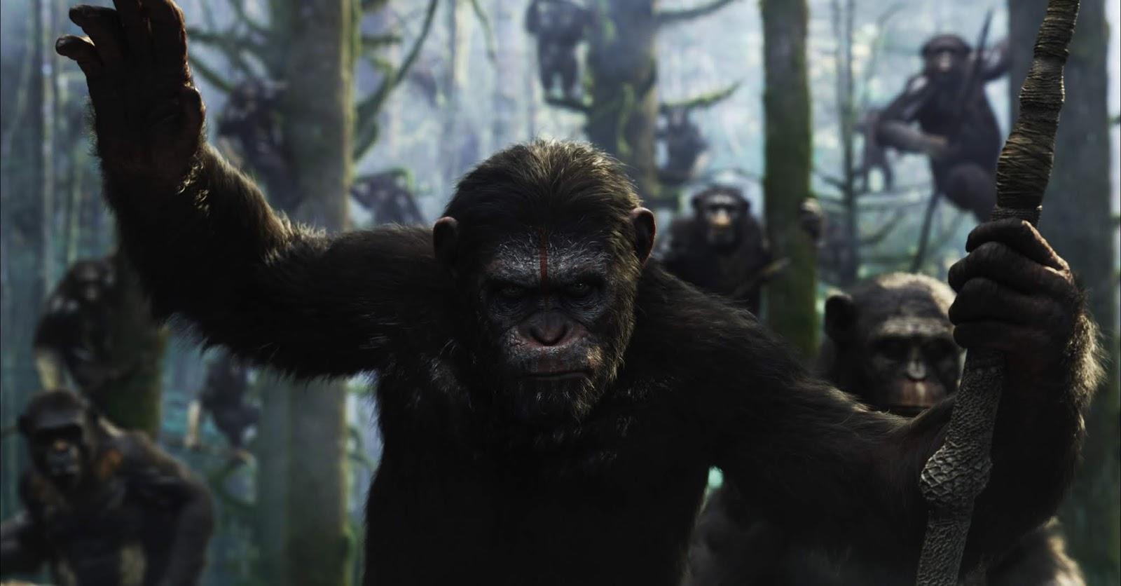 """Disney pode estar criando novo filme de """"Planeta dos Macacos"""""""