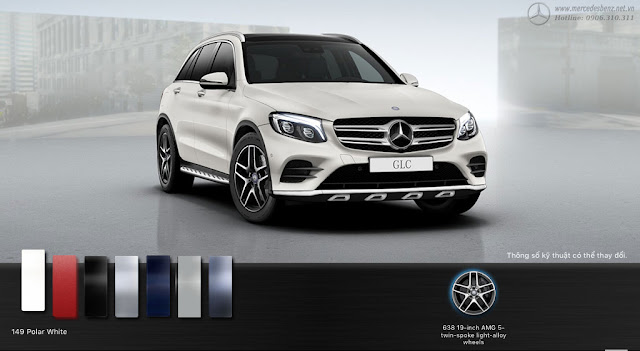 Mercedes GLC 300 4MATIC 2018