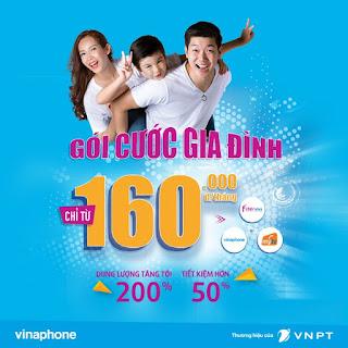Khuyến mãi lắp đặt WiFi VNPT cho gia đình năm 2019