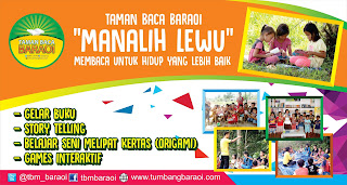 Program Taman Baca Baraoi