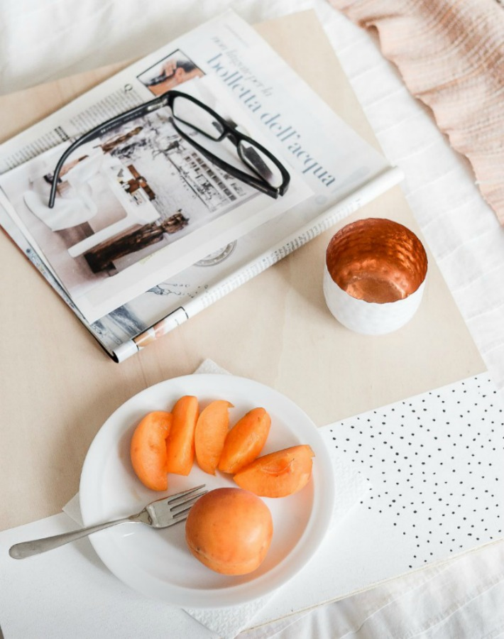 9 DIY bandejas de desayuno