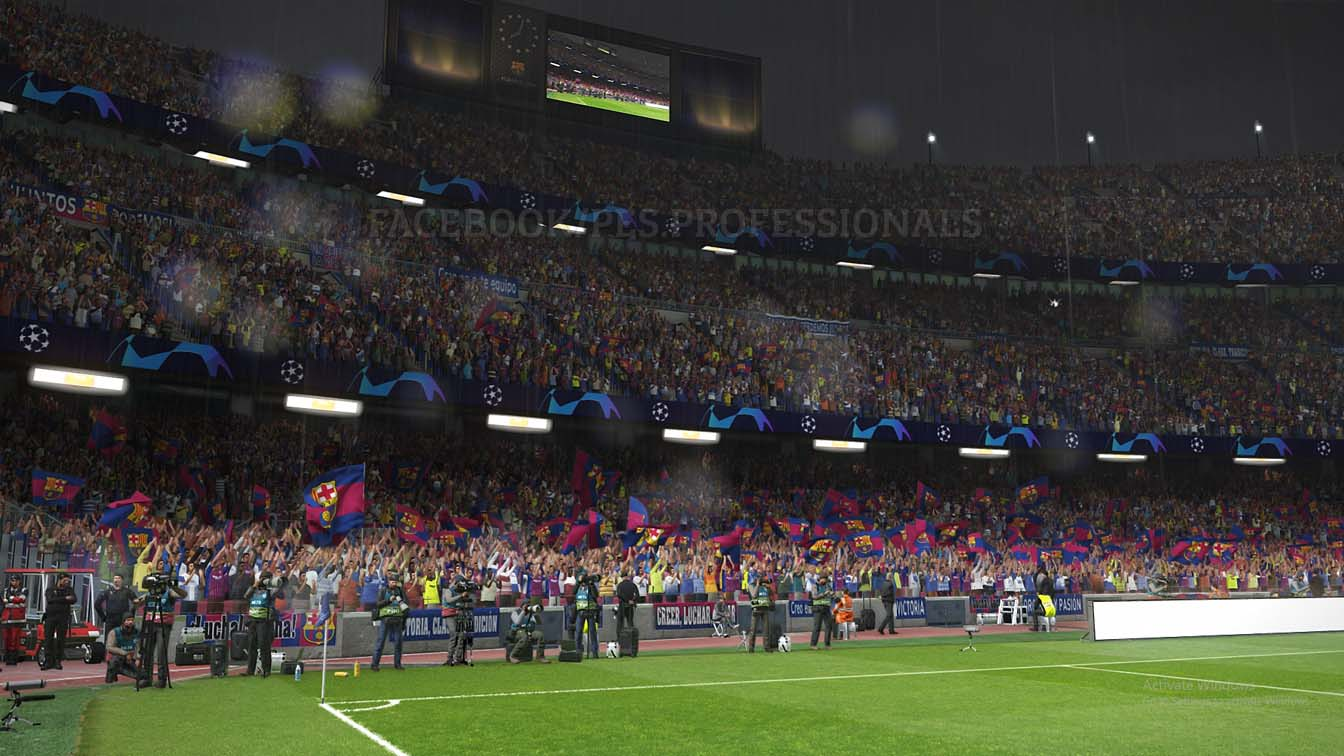 PES 2019 Professional Patch 2019 V2 1 Season 2018/2019