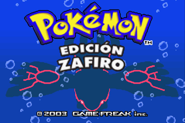 Pokémon Zafiro - Español - Captura 1