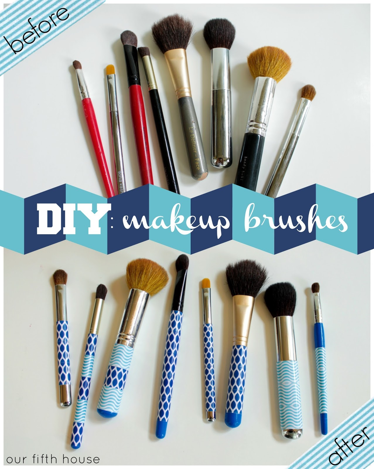 Makeup Brushes And What They Are Used For: Jonathan Adler Style Soiree