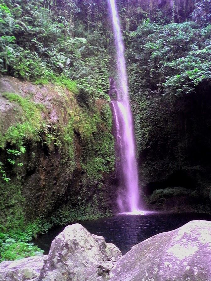 [CoC Regional: Lokasi Wisata] Destinasi Bikin Adem, Curug Telu Karangsalam