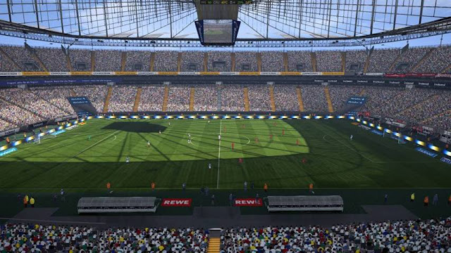 Commerzbank Arena PES 2017