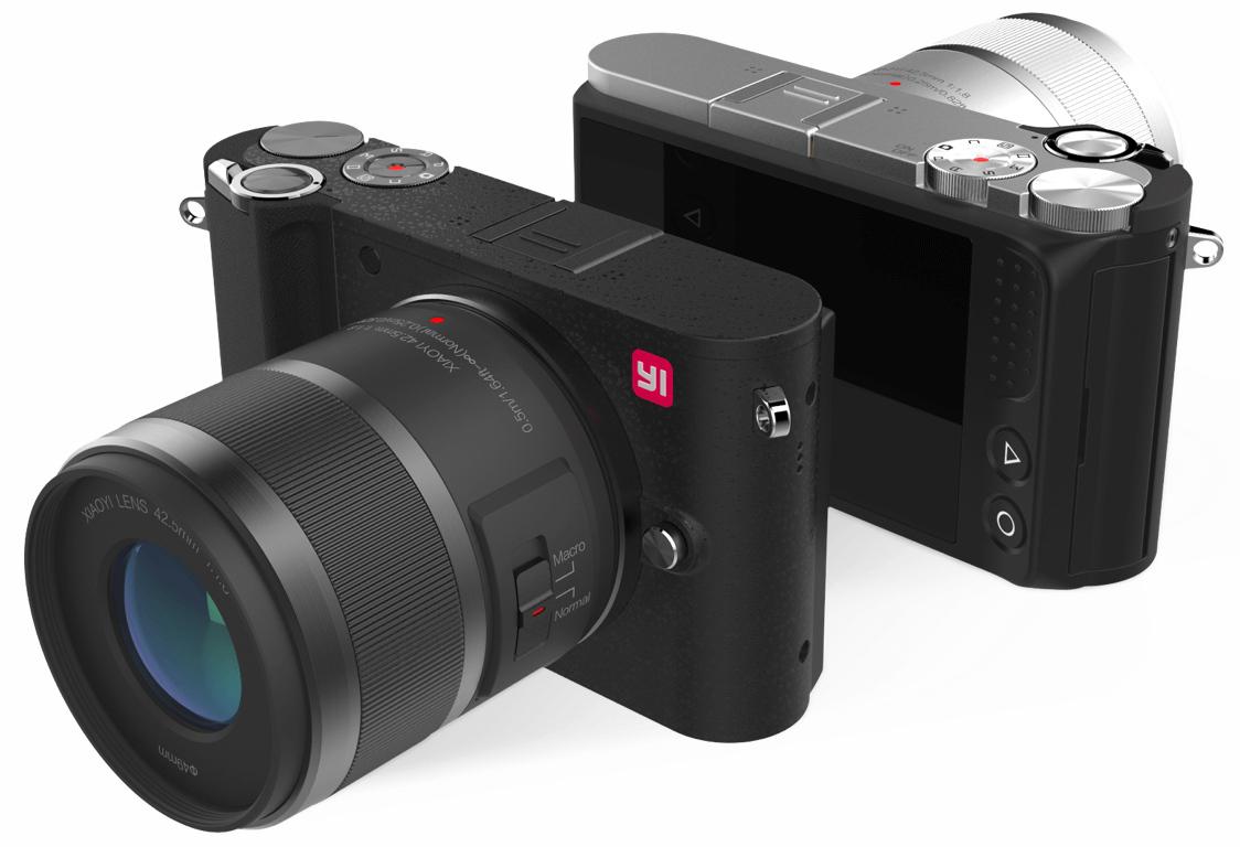 Камера Xiao YI M1