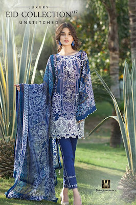 3 Piece Embroidered Printed Lawn