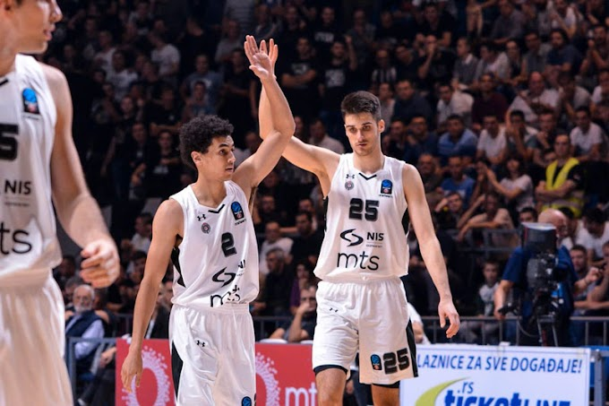 "Partizan u grotlu ""Pioniru"", napravio preokret za prvu pobedu u EuroCup-u"