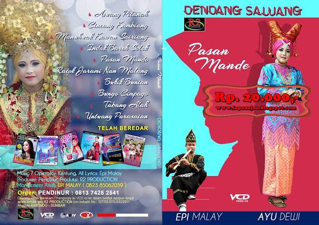 Epi Malay & Ayu Dewi - Pasan Mande (Album Dendang Saluang)