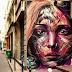 STREET ART: Hopare - Paris, France - September, 2014 (LP)