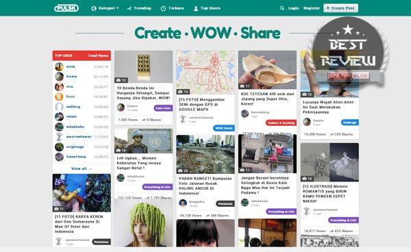 Pulsk - Situs Media Sosial Indonesia Terbaik dan Terpopuler