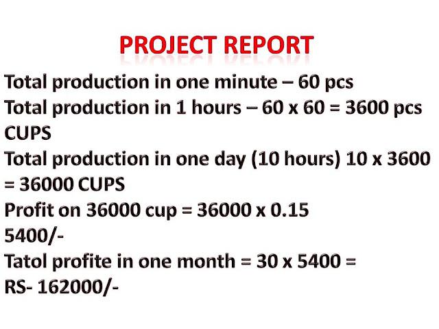 how to start paper cup business पेपर कप बनाने का उद्योग कैसे स्टार्ट करे 1