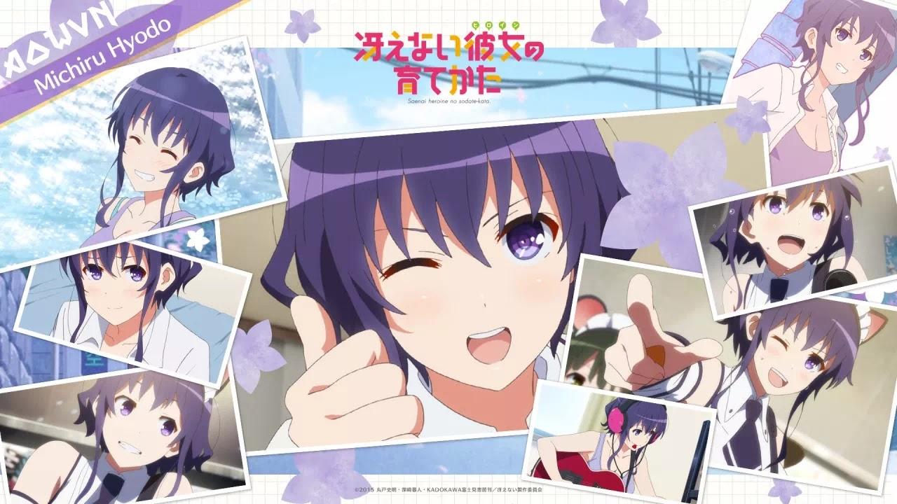 AowVN.org m%2B%25283%2529 - [ Anime 3gp Mp4 ] Saenai Heroine no Sodatekata Season 1 + 2 BD   Vietsub