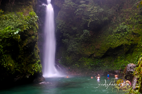 Ditumabo waterfalls, called the Mother Falls, is the grandest falls located in Baler Aurora.