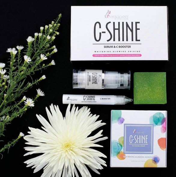 c shine skincare
