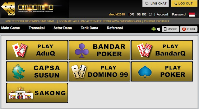 Tips Menang Bermain Poker Online
