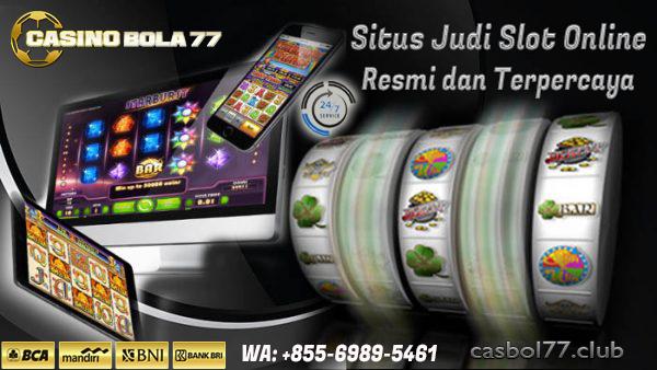 Situs Judi Slot Online Lapak Judi Slot Online Dan Terpercaya