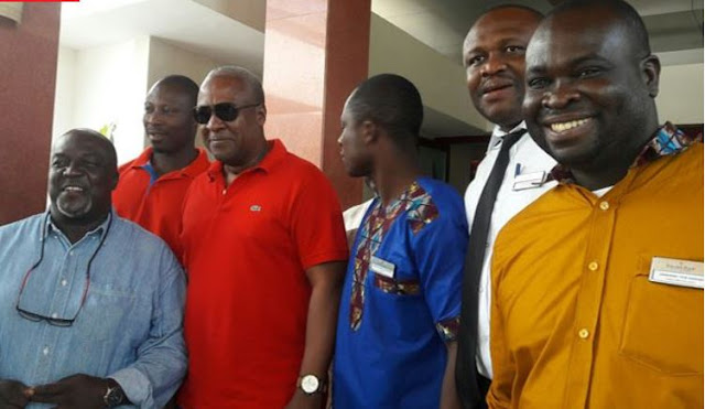 Mahama in secret meetings over 2020 elections at Kumasi