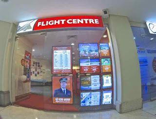Flight Centre Surfers Paradise