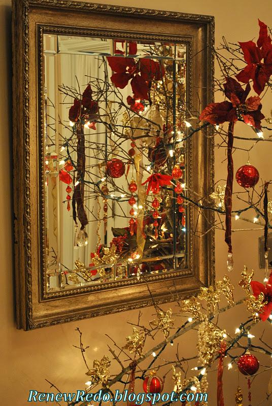 Renew Redo Non Traditional Christmas Tree
