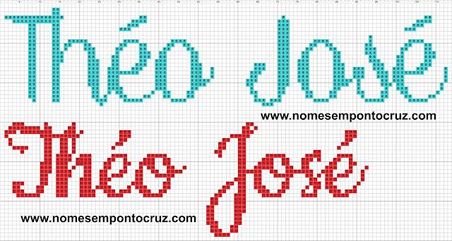 Nome Théo José em Ponto Cruz